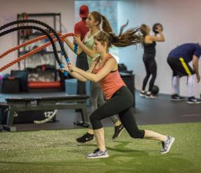Pro-Training-Morning-Strength and Conditioning Program at the Pro Brand Buffalo NY